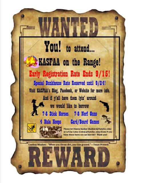 KASFAA Wanted Poster 091114