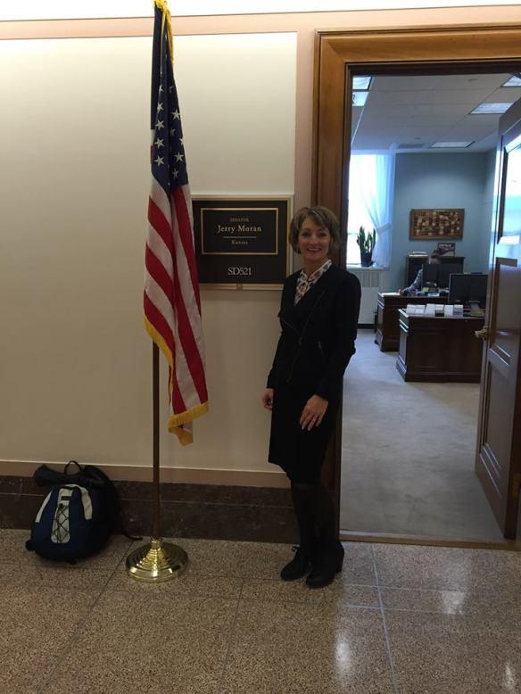 Capitol hill visit